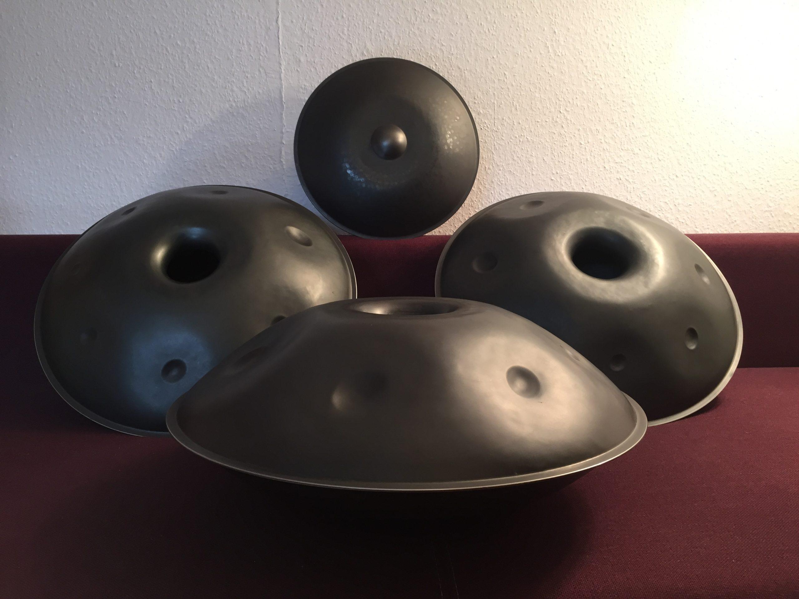 Foto Musikinstrument Hang balu
